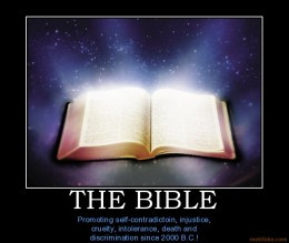 Evil Bible Quotes