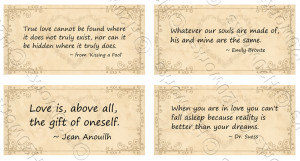 ... Digital Rectangles on 8.5x11 Sheet (20 Different Quotes in Neutral