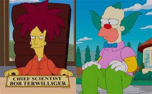 Sideshow Bob and Krusty the Clown: one of them will be killed off in ...