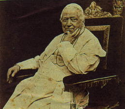 ... pope blessed pius ix this was the pope who was so instrumental in