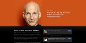 ... SethSaid_com — Inspiring Seth Godin quotes' - sethsaid_com