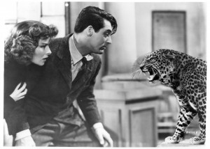 "The Best Movies: ""Bringing Up Baby"" – Grant and Hepburn Bring ..."