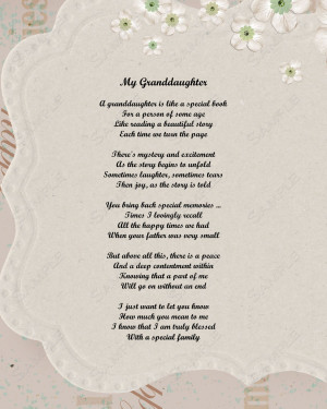 Grandmother Poems ...