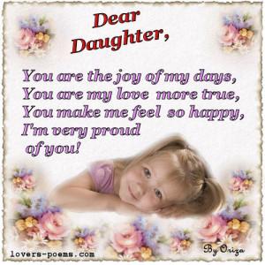 Daughter Birthday Quotes, Birthday Quotes - FunStoc