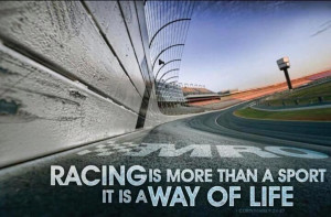 Racing is more than a sport. Especially karting. http://www ...