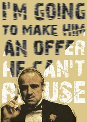 don corleone quotes from the godfather