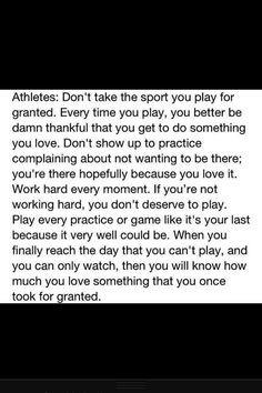 Athlete Quotes More