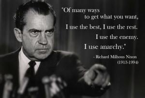 ... Richard Nixon