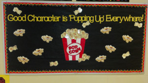 Good Character is Popping Up Everywhere- savvyschoolcounselor.com