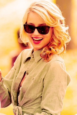 chatterbusy.blogspot.comChatter Busy: Dianna Agron Quotes