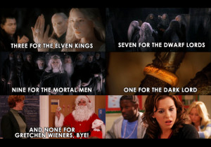Search results for mean girls lord of the rings quotes movies funny