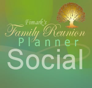 Family Reunion Planner Letters