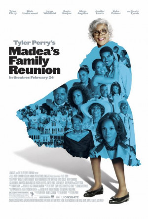Madea's Family Reunion (2006) – Hollywood Movie Watch Online