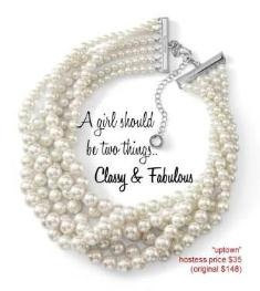 Liasophia Com Cass, Pearls Necklaces, Lia Sophia Pearls, Pearls Quotes ...