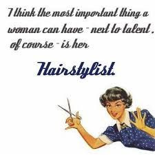 funny hair quotes salon, beauty quotes, beauti quot, hair quotes