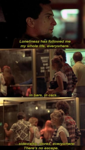from 'Taxi Driver'