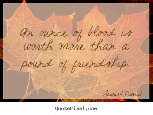 Quote About Friendship By Spanish Proverb