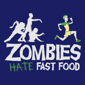 Funny Zombie Quotes