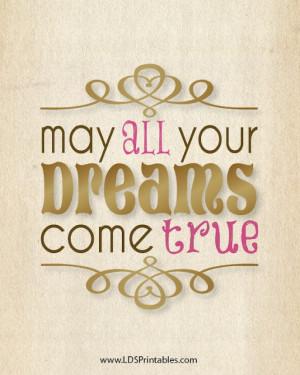 True Quotes, Happy Birthday, Dreams, Dream Come True, Birthday Sweets ...