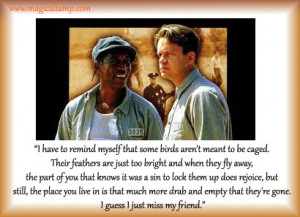 Inspirational Quotes from Movies - Shawshank Redemption