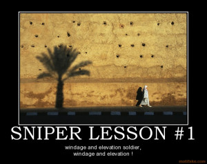 Military Sniper Sayings Army ranger sniper