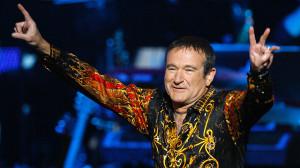 Robin Williams performs at the Kodak theatre (Reuters: Mario Anzuoni)