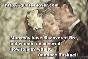 Women Discovered How Play