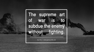 Famous Warrior Quotes And Sayings