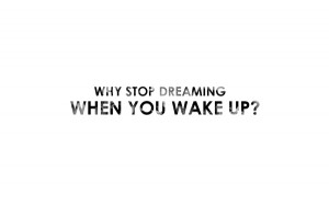 typography dreams white background 1280x800 wallpaper