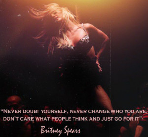 You do something wrong, you learn from it you move on - Britney Spears