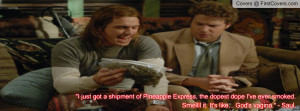 Pineapple express Profile Facebook Covers
