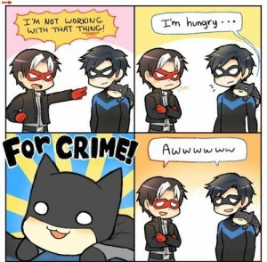 Cute Justice - dc-comics Fan Art
