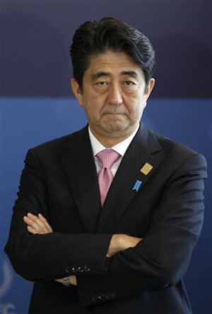Shinzo Abe Pictures