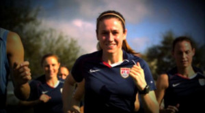 Notes & Quotes - Heather O'Reilly (USA)