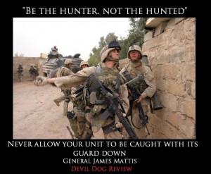 General Mad Dog Mattis Quotes