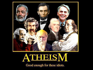 famous atheist quotes