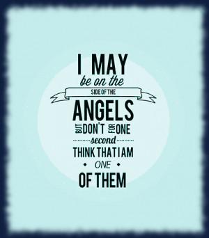 hannahrain › Portfolio › Sherlock Holmes Angel Quote