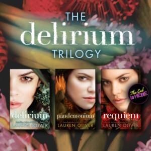 Now Quoting: The Delirium trilogy by Lauren Oliver, via @EpicReads.