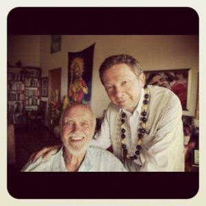 Ram Dass & Eckhart Tolle