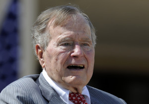 George Bush Senior joins Twitter