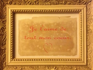 French Quotes With English Translation About Life French love quote ...