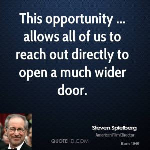 Home Quotes Steven Spielberg Quotes