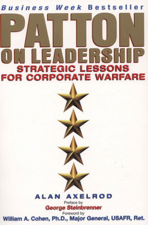 """Start by marking """"Patton on Leadership"""" as Want to Read:"""