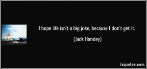 Deep Thought By Jack Handy Quotes