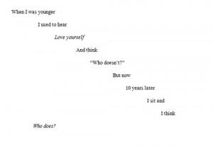 love quote depressed depression sad suicide pain alone hate society ...