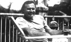 Ernest Hemingway's Favorite Drinks With Quotes - Whiskey, Wine ...