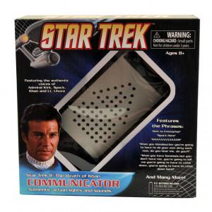 Star Trek II - The Wrath of Khan Communicator Packaging