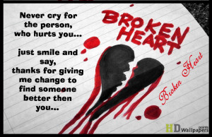 Motivational Quotes about Broken Hearts pictures