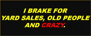 Funny Yankee Bumper Stickers