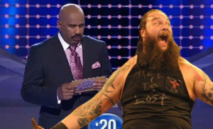 Wyatt Family appearance on Family Feud gets weird fast
